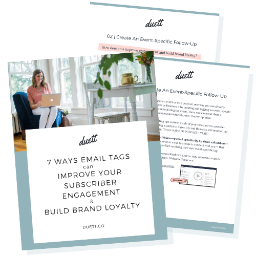 7+Ways+Email+Tags+Can+Improve+Subscriber+Engagement+and+Build+Brand+Loyalty+-+Allea+Grummert+-+Duett