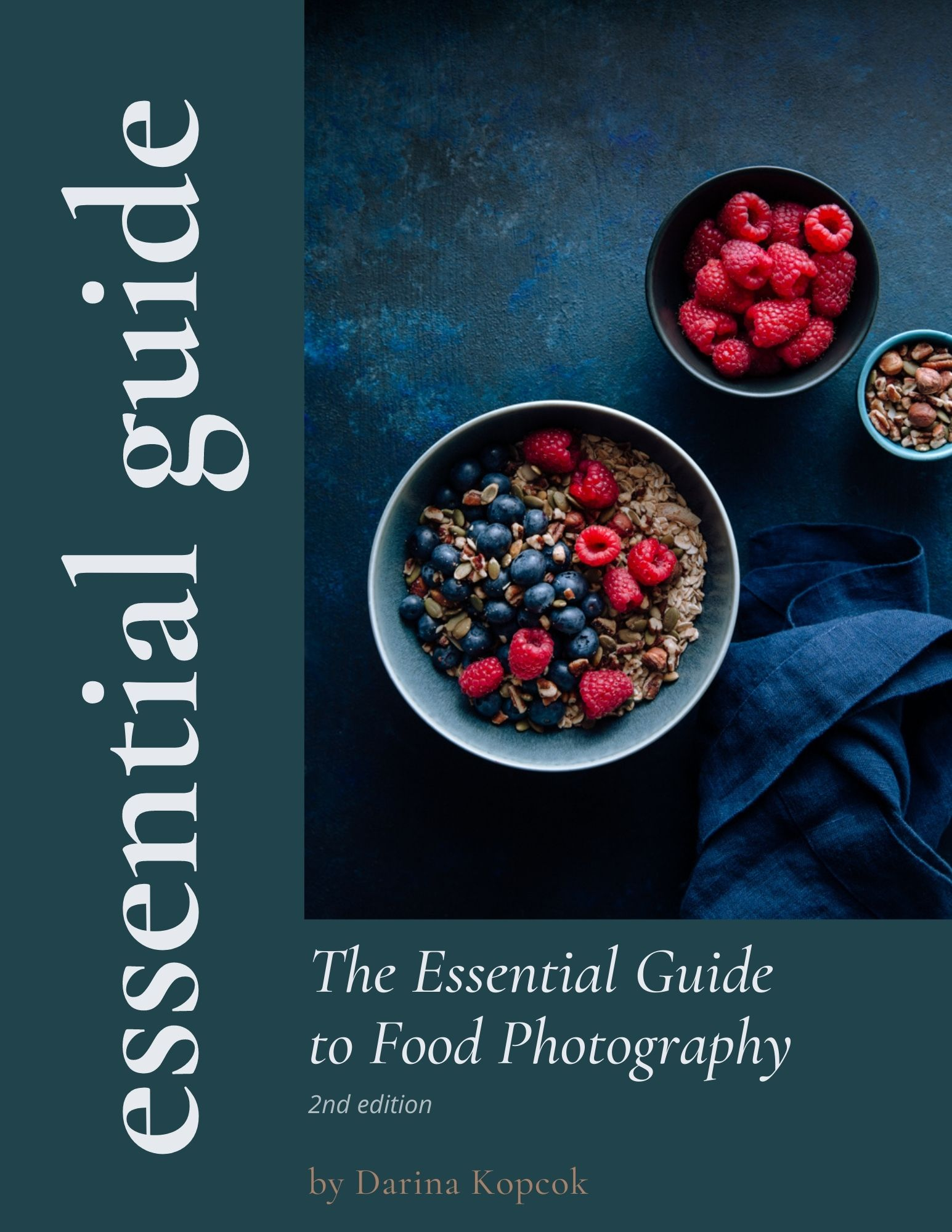 Essential Guide to Food Photography