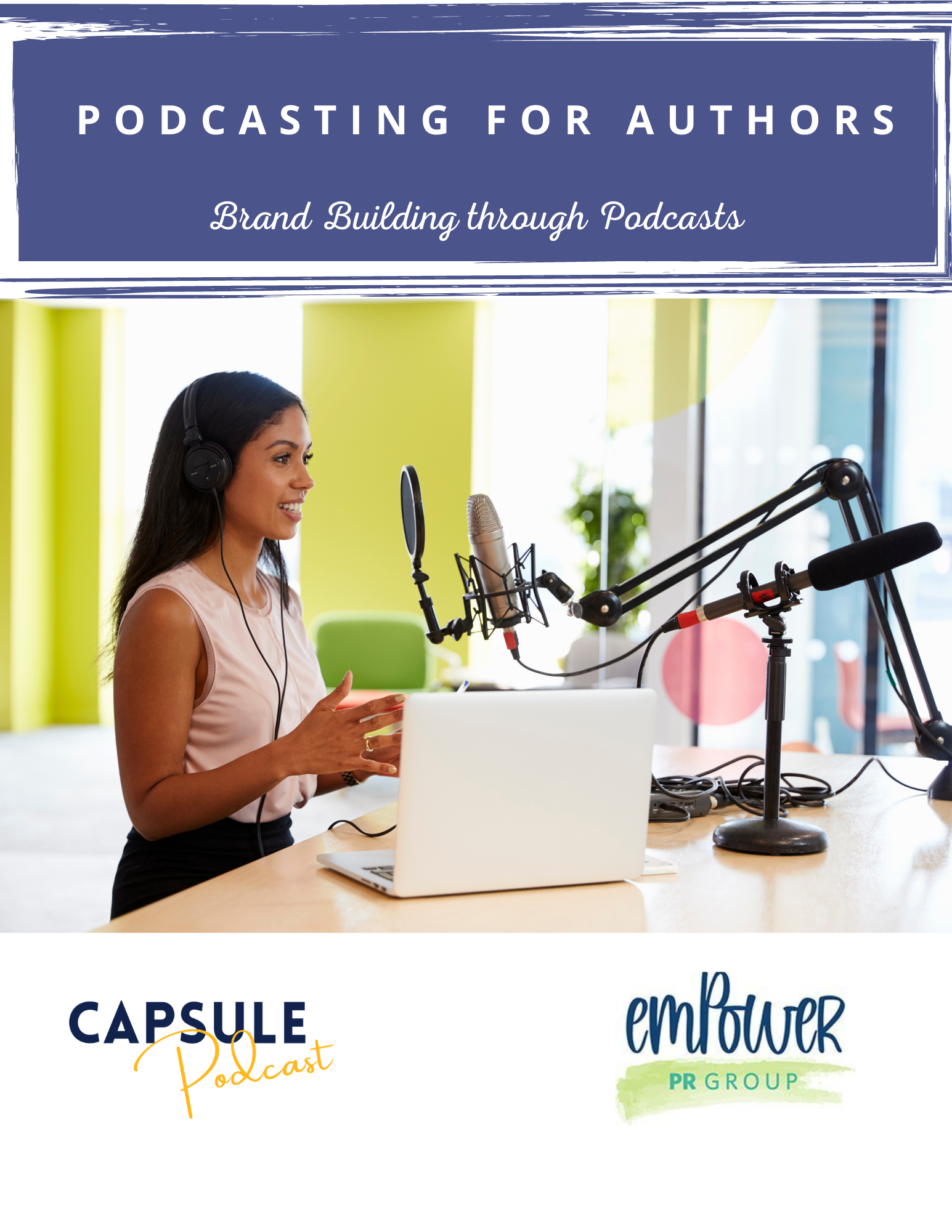 Podcasting For Authors Mini Course